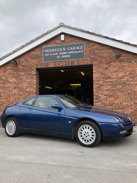 Open Day at Woodcock Garage