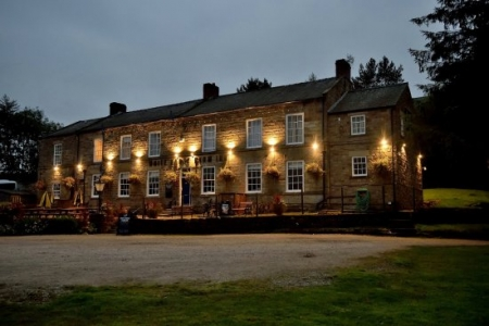 The White Horse Farm Inn at Rosedale Abbey