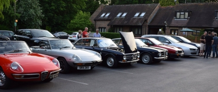 Thames Valley Section meetup