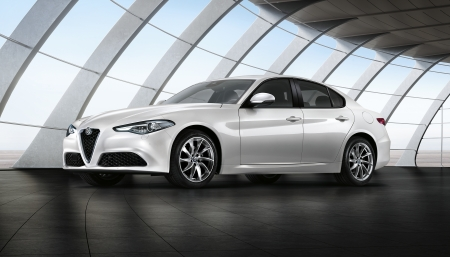 The new Alfa Romeo Giulia