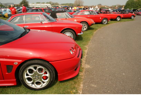 Thursday 10th May, Show and Shine night