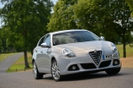 Updated Alfa Romeo Giulietta