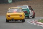 Battling Cars at Brands Hatch
